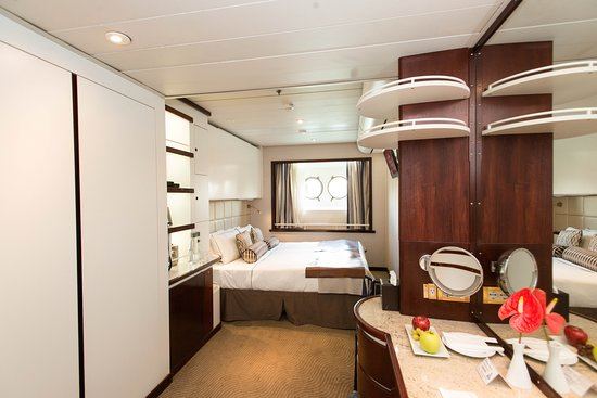 The Ocean-View Cabin (Category B) on Wind Surf