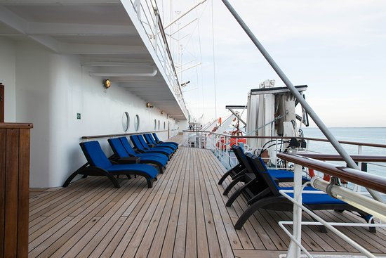 The Sun Deck on Wind Surf