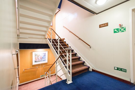 Stairs on Wind Surf