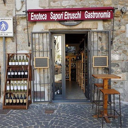 Sapori Etruschi - Italian Fine Foods