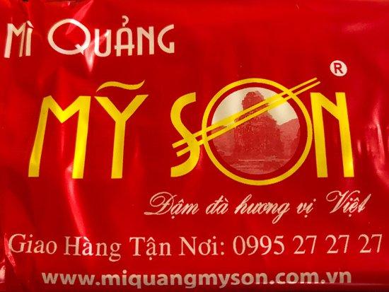 Mi Quang My Son
