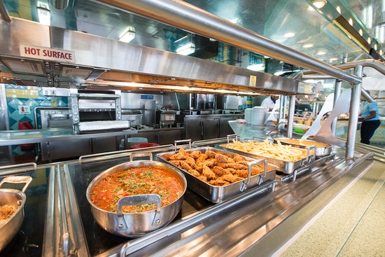 Off the Grill on Carnival Fascination