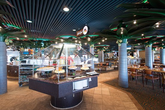 Coconut Grove Bar & Grill on Carnival Fascination