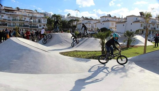 BMX & Pumptrack Park