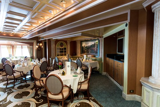 Sabatini's on Island Princess