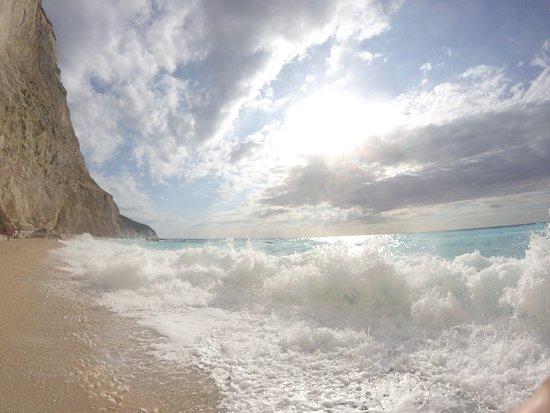 Lefkada, Greece: Porto Katsiki Beach