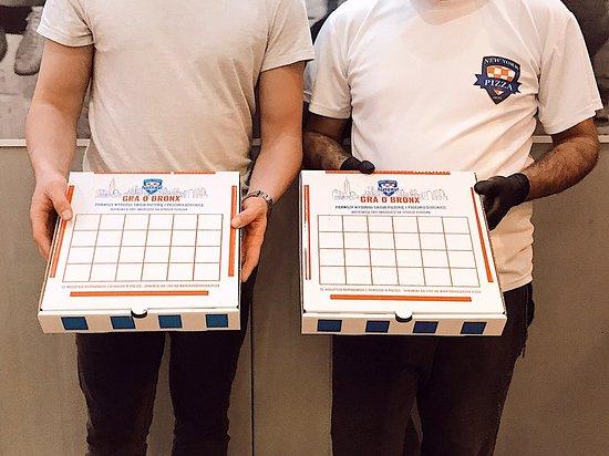 New York Pizza Department Pilotow 95: NYPD Pilotow 95