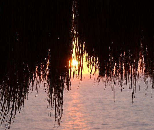 Lefkada, Greece: Sunset