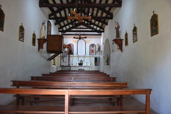 Capilla Nuestra Señora de la Merced: Interior