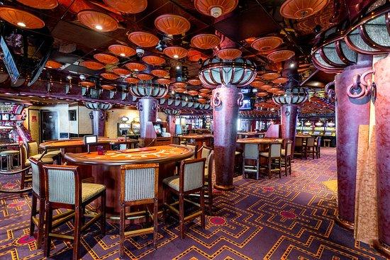 Majestic Casino on Carnival Paradise