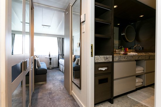 The Yacht Suite on Crystal Esprit