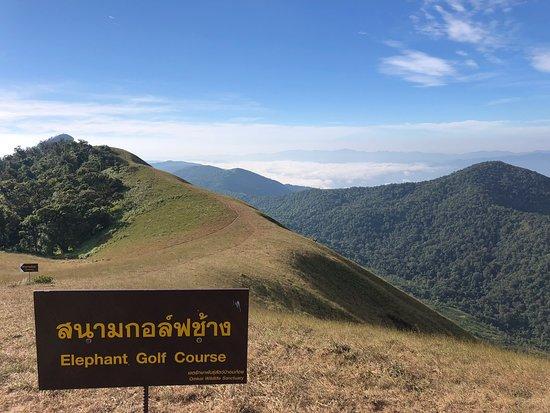 Omkoi, Thailand: ดอยม่อนจอง