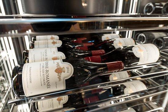 La Cave des Vins Restaurant on Joie de Vivre