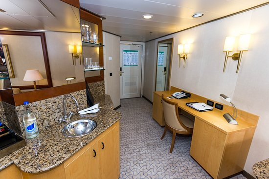 The Penthouse Suite on Queen Victoria