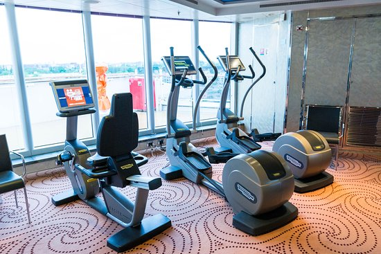 Fitness Center on Queen Victoria