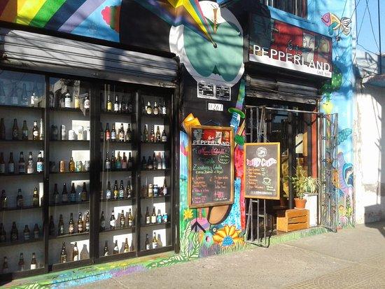 Pepperland Bar