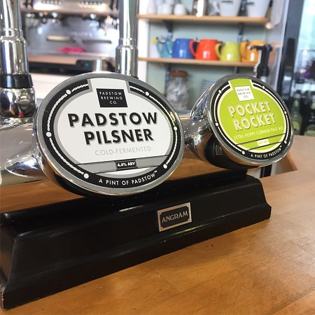 Pint of Padstow anyone ?