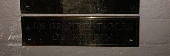 Bray on Thames, UK:  Les Grandes Tables Du Monde