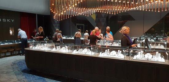 Shimansky Jewellers Rockwell: la salle d exposition