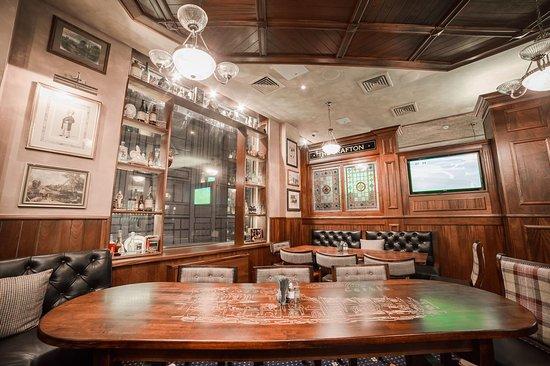 The Dubliner: Dubliner pub