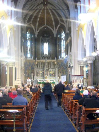 Mary Immaculate Church: Gorgeous