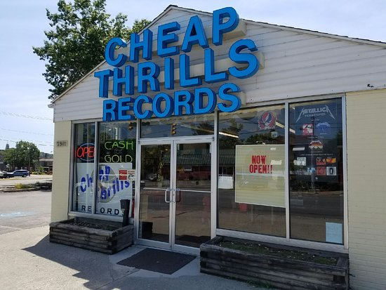 Cheap Thrills Records
