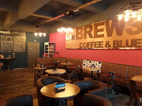 Image Dr Brews Coffee and Blues in North West