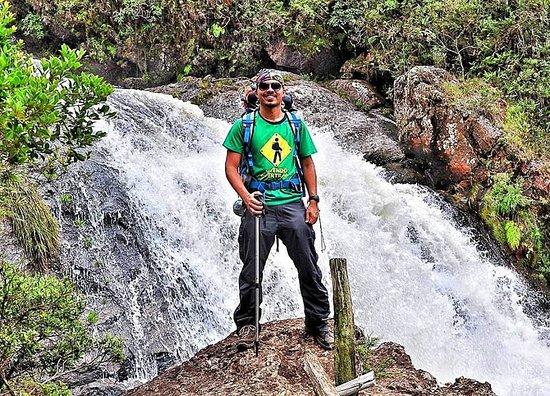 """Serra da Bocaina National Park, SP: """"Nunca desista dos seus sonhos, pois a única saída dos fracos é a desistência das coisas e de seus sonhos, mas para os fortes a única alternativa é a persistência daquilo que tanto almejam!"""" (Augusto Cury - Nunca desista dos seus Sonhos)"""