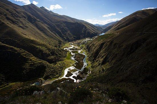 LimaTours: Huancaya, Lima region.