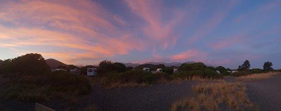Beautiful location outside of Kaikoura.