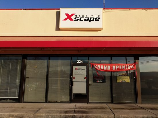 Statesville, NC: Come and experience our escape room!