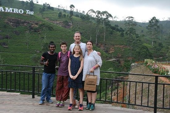 Dambulla, Sri Lanka: Holiday Tours With Arosh