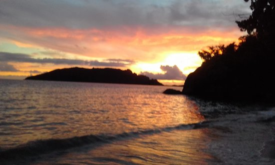 Island in paradise