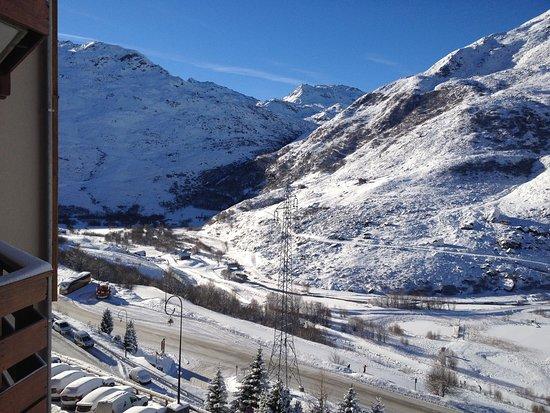 Résidences Orée des Pistes, Bellevue et Carlines 2: Look at the valley / La Masse
