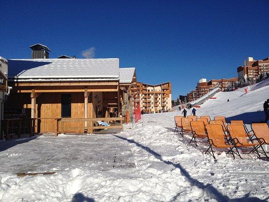 Résidences Orée des Pistes, Bellevue et Carlines 2: Straight to the slopes