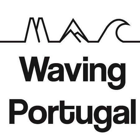 Waving Portugal
