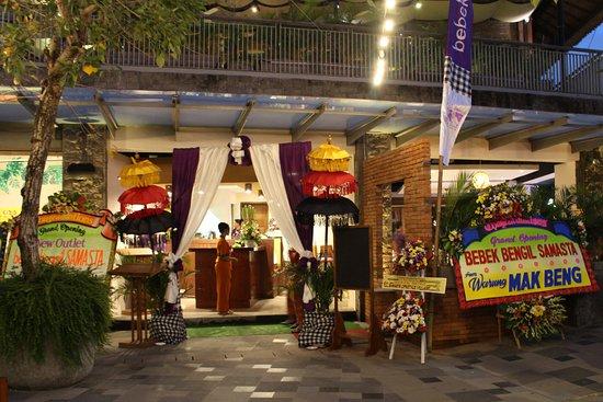 Bebek Bengil Samasta Jimbaran Menu Prices Restaurant