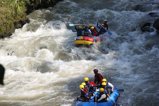 Bogowonto Rafting