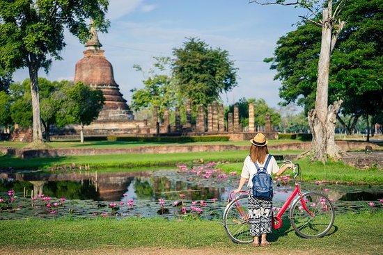 Ayutthaya en zomerpaleis fietstocht