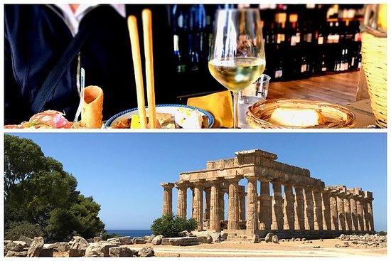 私人葡萄酒和考古学之旅与本地向导 - 从阿格里真托/夏卡开始