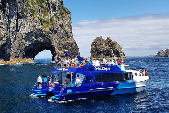 The Bay of Islands Luxury Day Tour...