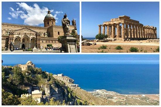 3 Dias Descubra a Sicília Ocidental...