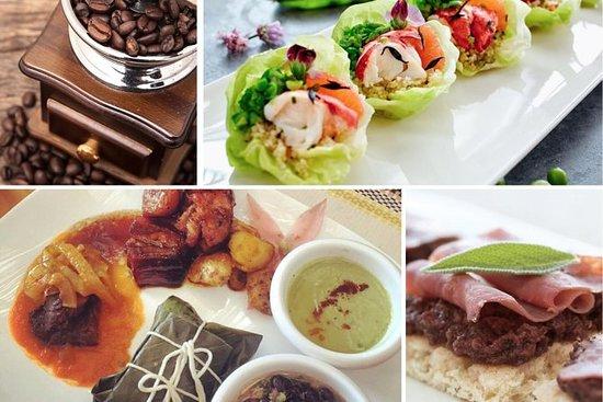 美食之旅哥斯达黎加农场到餐桌 - 基本