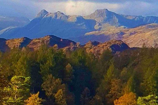 Coniston et la vallée de Langdale...