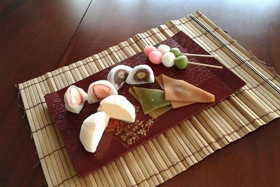 東京の個人宅でのお餅作り