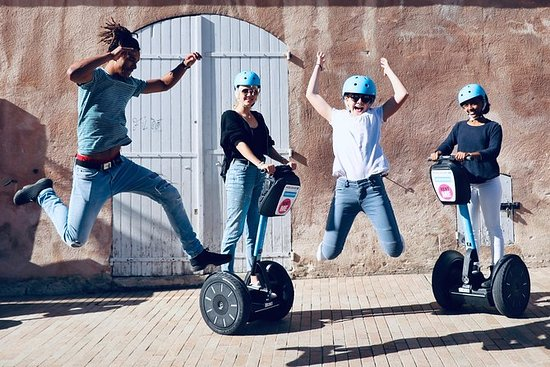 L'initiation Mobilboard Segway, un...