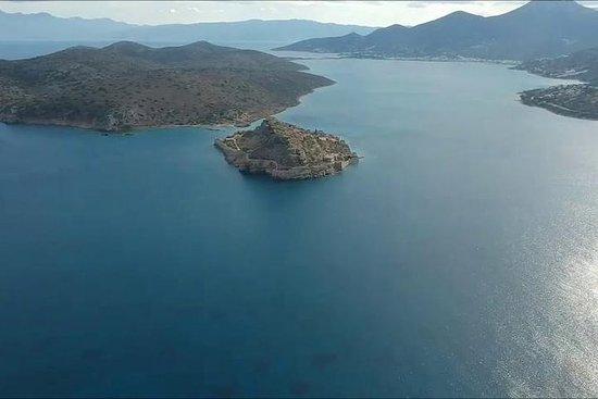 Guidet tur til Agios Nikolaos og...