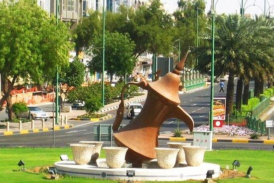 来自迪拜的Al Ain城市之旅