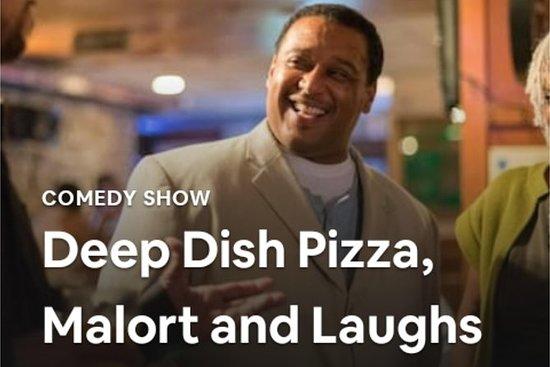 深盘披萨,喜剧和微啤酒