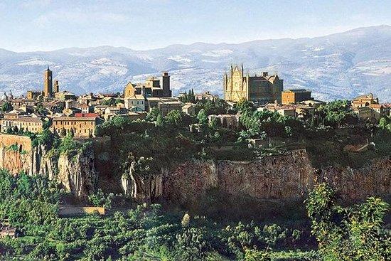Orvieto y Civita di Bagnoregio de...